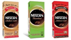 nescafe vr date cold coffee