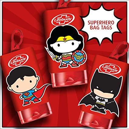 lifebuoy superhero sanitizer jacket