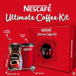 nescafe coffee kit impresario