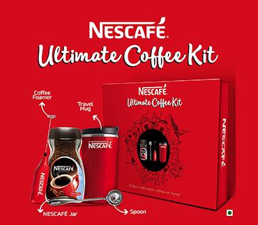 nescafe ultimate coffee kit